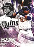 2018 Topps Superstar Sensations #SSS-13 Miguel Sano Minnesota Twins Baseball Card