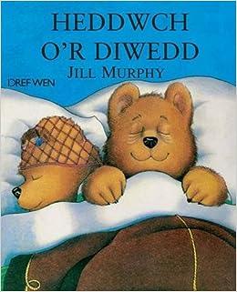 Jill Murphy - Heddwch O'r Diwedd