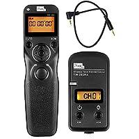 PIXEL FSK 2.4GHz Wireless Shutter Remote Release Control for Canon 700D/T5i, 650D/T4i, 550D/T2i, 500D/T1i, 350D/XT, 400D/XTi, 1000D/XS, 450D/XSi, 60D, 100D, and Pentax