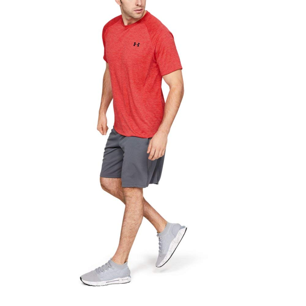 Under Armour Men's Tech 2.0 Short Sleeve T-Shirt, Barn (633)/Pitch Gray, 3X-Large by Under Armour (Image #3)