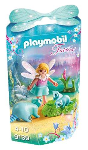 achat Playmobil- Fée avec ratons laveurs, 9139, Autre, Norme pas cher prix