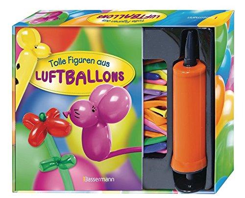 ballon set modellierballons luftballons figuren. Black Bedroom Furniture Sets. Home Design Ideas