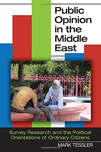 Public Opinion in the Middle East: Survey Research and the Political Orientations of Ordinary Citizens (Indiana Series i