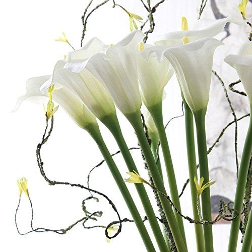 Handmade XLARGE lilies weddings arrangements product image