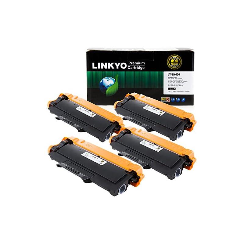 LINKYO Compatible Toner Cartridge Replac