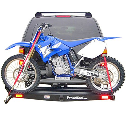 VersaHaul Dirt Bike Hitch Carrier With - Dirt Bike Hitch Carrier