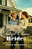 Second Chance Brides by Vickie McDonough front cover