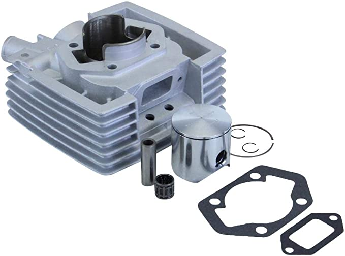 Zündapp Tuning Zylinder Kit 110 Ccm Parmakit Zylinderkit Für Wassergekühlte Ks 80 Wc Inkl Dichtungen Kolben Auto