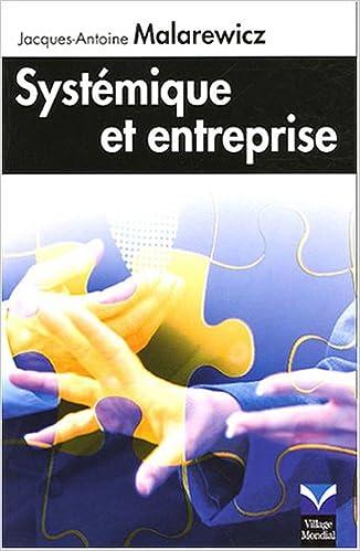 Systémique et entreprise pdf, epub ebook