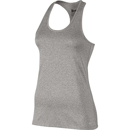 Women's Nike Balance Dry Training Tank Grey Heather/Silver S