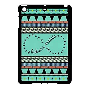 Painting art Hakuna Matata Hard Plastic phone Case Cover+Gift keys stand For Ipad Mini2 Case ZDI064232