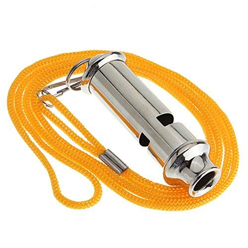 London Bobby Style Emergency Whistle, Lanyard Included