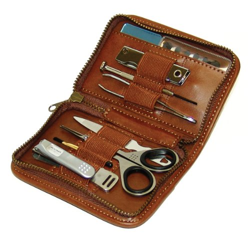 seki nail clipper and grooming set