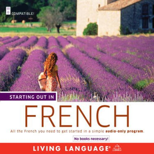 Starting Out in French Audiobook [Free Download by Trial] thumbnail