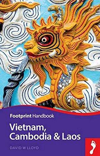 Vietnam, Cambodia & Laos Handbook (Footprint - Handbooks)