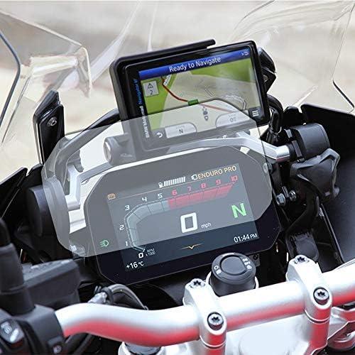 Gaoominy Motorcycle Protecteur D/éCran pour /éCran Pare-Soleil pour R1250Gs ADV F750Gs F850Gs ADV R1200Gs ADV 18-19
