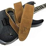 "Perri's Leathers Ltd Guitar Strap, 2.5"" Wide"