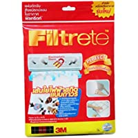 Amatahouse Filtrete Air Conditioner Filter Size 15x24 (Set of 2)
