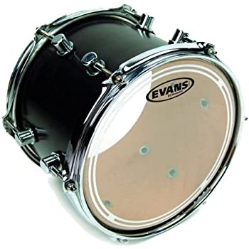 evans ec2 clear drum head 16 inch musical instruments. Black Bedroom Furniture Sets. Home Design Ideas