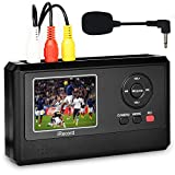 DIGITNOW Video Capture Box with Microphone, VHS to Digital DVD Converter from VCR