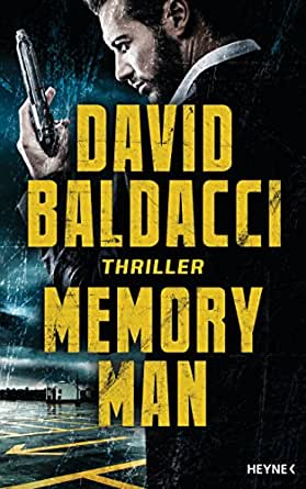 Amazon.com: Memory Man: Thriller (Die Memory-Man-Serie 1) (German Edition) eBook: David Baldacci