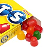 Dots Assorted Fruit Flavored Gumdrops - 6.5 oz. Theater Box (Pack of 4)