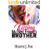 Kissing My Best Friend's Brother (Kissing Cousins Book 2)