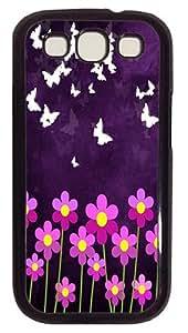 Hanifa Dirar Hadad's Shop Cheap 8606331M60150962 White Autumn Flower Custom made Case or Cover Skin FOR Samsung Galaxy S5 White Case iphone coveriphone case lifeproof