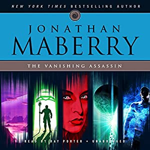 The Vanishing Assassin Audiobook