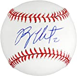 Ryan Theriot Autographed Baseball - Fanatics Authentic Certified - Autographed Baseballs