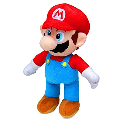 Nintendo Super Mario(30cm) Plush,Children's Soft Toys,Original: Toys & Games