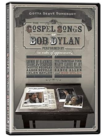 Amazon com: Gotta Serve Somebody - The Gospel Songs of Bob
