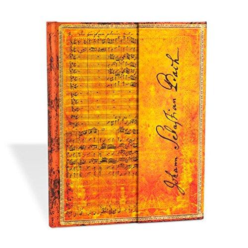 Agenda PAPERBLANKS Bach, Cantata BWV 112 - Ultra - 180×230mm - 1 jour par Page- 2019 - Français