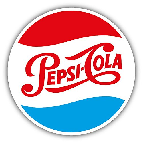Pepsi-Cola Light USA Drink Car Bumper Sticker Decal 5 X 5 Paradice