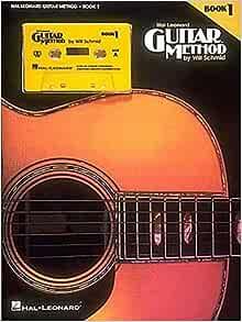 Amazon.com: Hal Leonard Guitar Method Book 1: Book