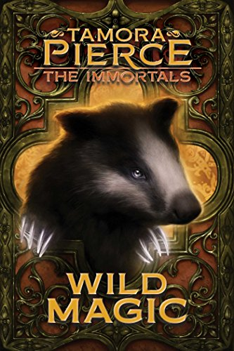 Wild Magic (The Immortals Book 1) (Pierce Post)