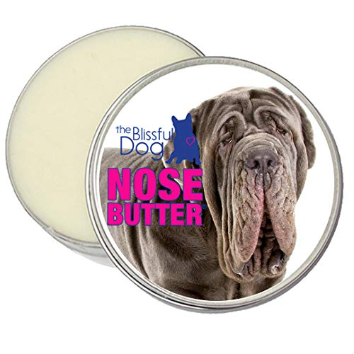 The Blissful Dog Neapolitan Mastiff Nose Butter, 2-Ounce
