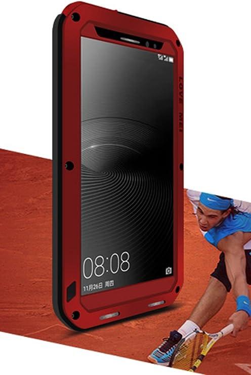 Love Mei carcasa para Huawei Mate 8, resistente al agua, a prueba ...