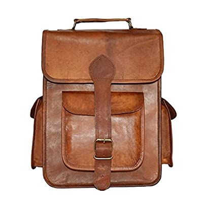 b132b957ccd7 The Cafe Racer | Vintage Leather Backpack | Retro-Styled Bags by ...