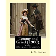 Tommy and Grizel (1900). By: J. M. Barrie, illustrated By: Bernard Partridge: Novel  (Original Classics).    Sir John Bernard Partridge (11 October 1861 – 9 August 1945)  was an English illustrator.