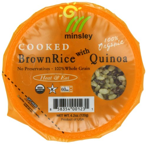quinoa with brown rice - 7