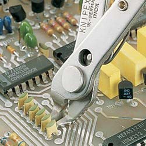Knipex KPX7813125 Alicate Electronica 78 13 125Sb 125mm Multicolor