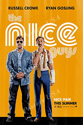Posters USA - The Nice Guys Movie Poster GLOSSY FINISH - MOV980 (24