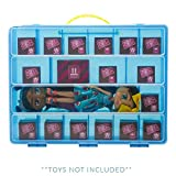 Life Made Better Blue Case, Compatible with Boxy Girls Dolls (Blue)