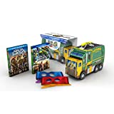 Teenage Mutant Ninja Turtles: Out of the Shadows Limited Edition Lunchbox Giftset