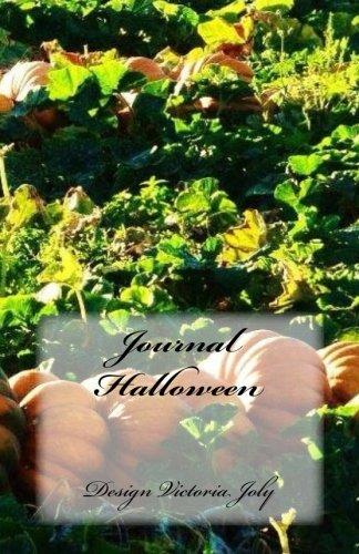 Journal Halloween: Design Original 2 (French -