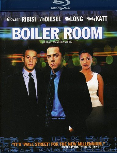 Boiler Room [Blu-ray] - Boiler Type