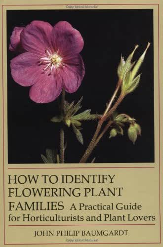 How to Identify Flowering Plant Families