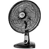 Ventilador MONDIAL Preto/Prata 110 V