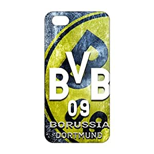 2015 Ultra Thin 3D Case Cover BVB Borussia Dortmund Phone Case for iPhone 5s